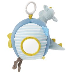 Fehn Little Castle Activity-Ball Drache mit Ring