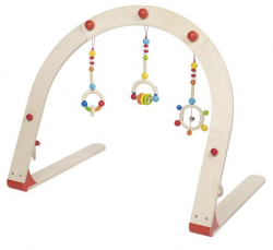 Heimess Heimess Baby-Fit Rainbow, Gripping and Play Trainer