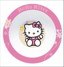 Kinder-Ess-Schale - Hello Kitty