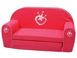 Children's Sofa Couch - Meggy