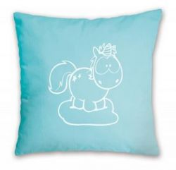 Nici Pillow Theodor Flying Blue 37x37cm