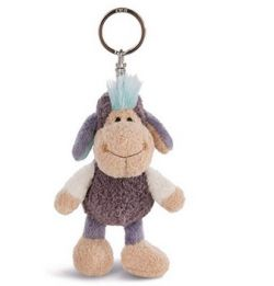 Nici Sheep Jolly Jayden 10cm beanbag keychain