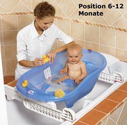 Ok Baby Babybadewanne Babywanne Onda Evolution Hellgrau