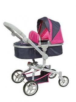 Doll Pram and Buggy Combi