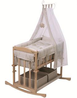 roba stubenbett holz natur babysitter 4 in 1 mixxis beige. Black Bedroom Furniture Sets. Home Design Ideas