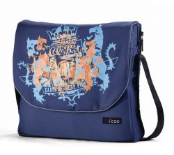 i'coo Wickeltasche G-Pac - Corf Blue