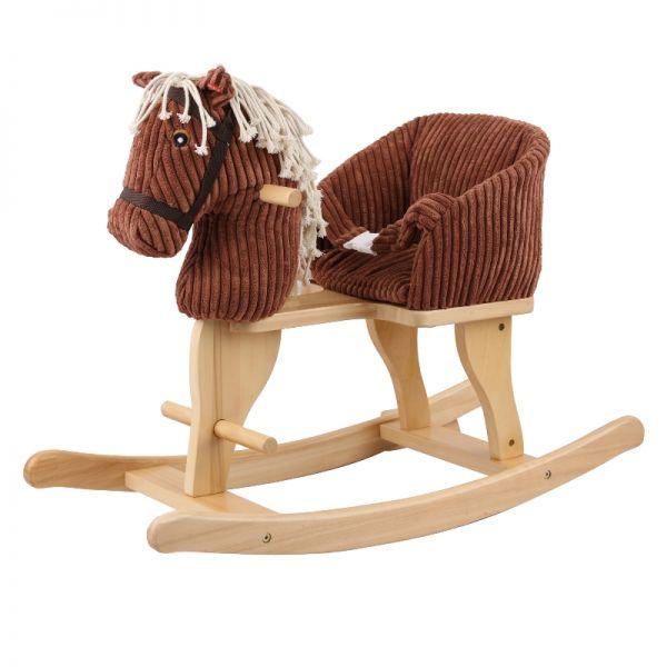 Holzspielzeug Schaukelpferd Baby