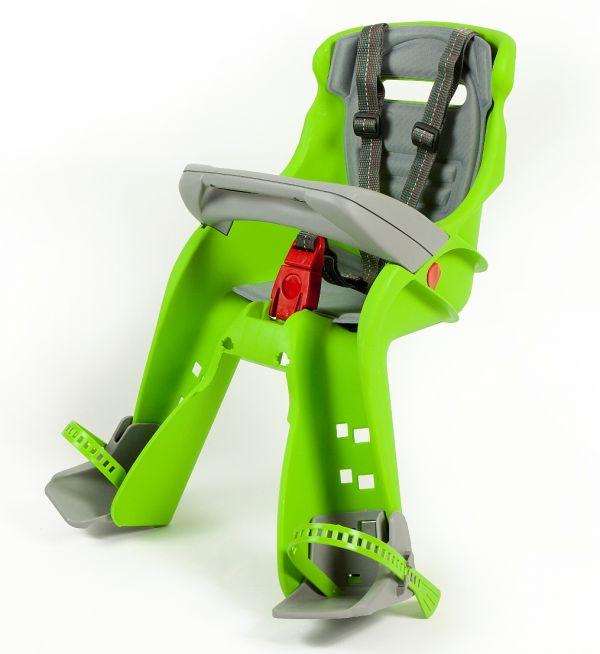 ok baby kinder fahrradsitz orion f r lenker green. Black Bedroom Furniture Sets. Home Design Ideas