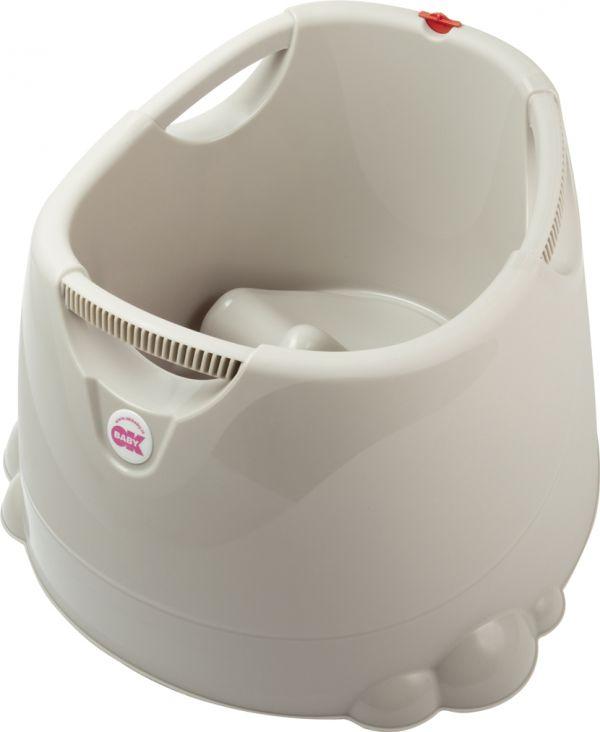 Awesome Ok Baby Mini Swimmingpool Bath Seat Opla Grey Creativecarmelina Interior Chair Design Creativecarmelinacom