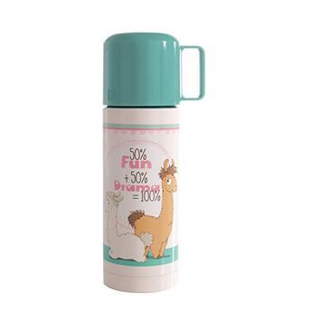 Nici 42263 Thermosflasche Lamas